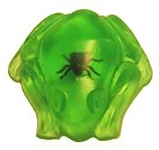 Frog Ate the Fly soap