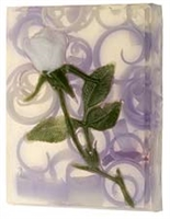 Love's Spell Rose Glycerin  Soap
