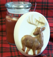 The Stag Decorative Glycerin Soap