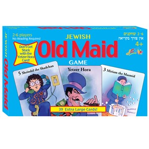 0203- Jewish Old Maid game