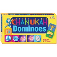 0225- Chanukah Dominoes game