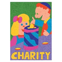 0330-TS- Charity Sand Art - Bulk