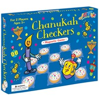 0627- Chanukah Checkers Game