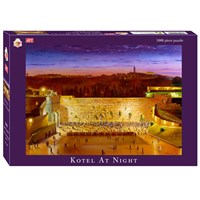 0673- 1000 pc puzzle, Kotel at Night
