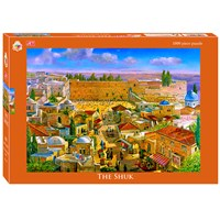"0675- 1000 pc puzzle, The ""Shuk"""