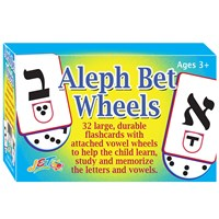 0717- Aleph Bet Wheels