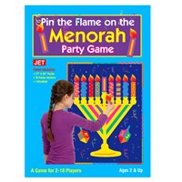 0829- Pin the Flame on the Menorah