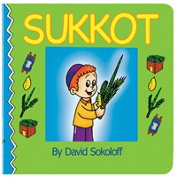 0942- Sukkot Board Book