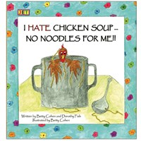 0971- I Hate Chicken Soup Book