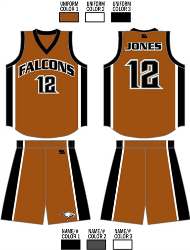 Custom Sublimated Basketball Uniform Br Includes Up To 6 Custom