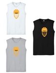 Sleeveless PosiCharge Tee. ST352