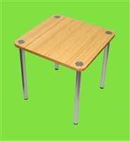 Bamboo Square Table from Future Relics