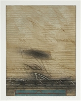 Karl Fred Dahmen, Proportion Horizontal, Etching