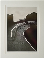 Michael Kenna, (British/American, b. 1953), Tow Path, Blackburn, Lancashire, 1984