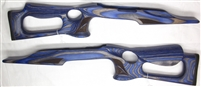 Altamont Barracuda Stock for Ruger 10/22 Blue Gray