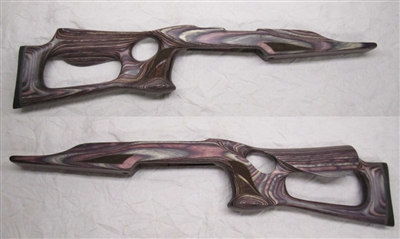 Altamont Barracuda Stock for Ruger 10/22 Purple Gray