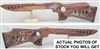 Altamont MAKO Stock for Ruger 10/22 Royal Jacaranda