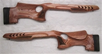 Altamont Paladin Stock with Adjustable Buttpad for Ruger 10/22 Brown