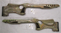 Altamont Paladin Stock for Ruger 10/22 Green, Gray, Brown