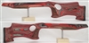 Altamont Paladin Stock for Ruger 10/22 Red Gray