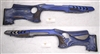 Altamont Paladin Takedown Stock for Ruger 10/22 Blue Gray