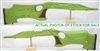 Altamont (TacSol) Warden Stock for Ruger 10/22 LIME GREEN