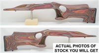 Altamont (TacSol) Warden Stock for Ruger 10/22 Royal Jacaranda