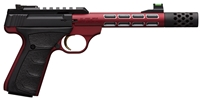 Browning Buck Mark Plus Vision Red Pistol 051563490