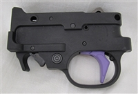 Brimstone BX Purple Trigger Assembly for Ruger 10/22 Rifle and Charger Pistol