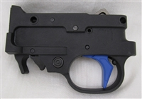 Brimstone BX Blue Trigger Assembly for Ruger 10/22 Rifle and Charger Pistol