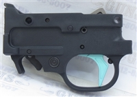 Brimstone BX Robin's Egg Blue Trigger Assembly for Ruger 10/22 Rifle and Charger Pistol