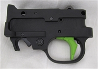 Brimstone Tier-2 Green Trigger Assembly for Ruger 10/22 Rifle and Charger Pistol