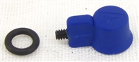 Arredondo C-More Knob for Railway and SlideRide Blue