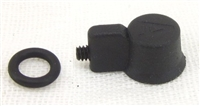 Arredondo C-More Knob for Railway and SlideRide Black