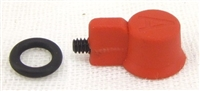 Arredondo C-More Knob for Railway and SlideRide Red