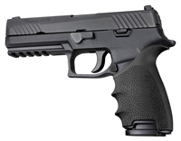 Sig Sauer P320 FULL Size Pistols Black Hogue Beavertail Handall 17600