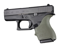 Hogue Handall for Glock 42 and 43 Black 18201