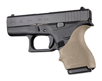 Hogue Handall for Glock 42, 43 FDE Tan 18203