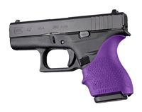 Glock 42 43 Purple Hogue Beavertail Handall 18206