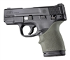 Hogue Handall for S&W Shield 45 Pistol OD Green 18300