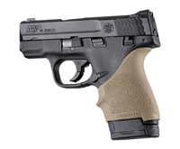 Hogue Handall for S&W Shield 9mm & 40S&W and Ruger LC9 & LC9s Pistols FDE 18403