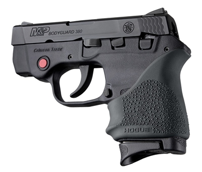 Hogue Beavertail Handall for S&W Bodyguard 380, Taurus TCP & Spectrum Black 18500
