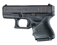 Hogue Handall for Glock 26 and 27 Black 18600