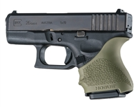Hogue Handall for Glock 26 and 27 OD Green 18601