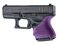 Hogue Handall for Glock 26 and 27 PURPLE 18606