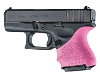 Hogue Handall for Glock 26 and 27 PINK 18607