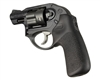 HOGUE Ruger LCR BLACK Tamer Combat Rubber Grip 78030