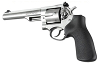 Ruger GP100, Super Redhawk & Alaskan Hogue Rubber Combat Grip 80010