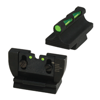 HiViz LiteWave Sight Set for Ruger 10/22 Rifle