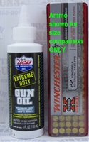 Lucas EXTREME DUTY Gun Oil 4 oz Bottle 10877